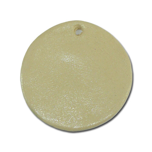 4,5 cm-es átmérőjű, kör alakú csempe szublimáláshoz, préseléshez