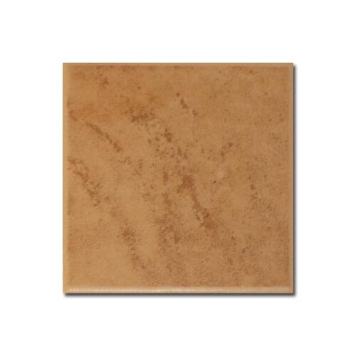10 x 10 cm-es fényes barna strukturális kerámia lap szublimáláshoz, préseléshez