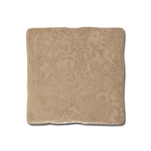 10 x 10 cm-es matt barna vésett kerámia lap szublimáláshoz, préseléshez