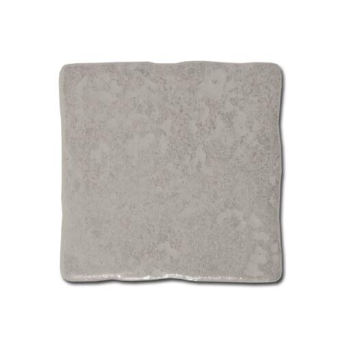 10 x 10 cm-es matt szürke vésett kerámia lap szublimáláshoz, préseléshez