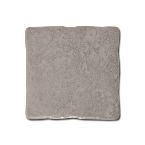 10 x 10 cm-es fényes szürke vésett kerámia lap szublimáláshoz, préseléshez