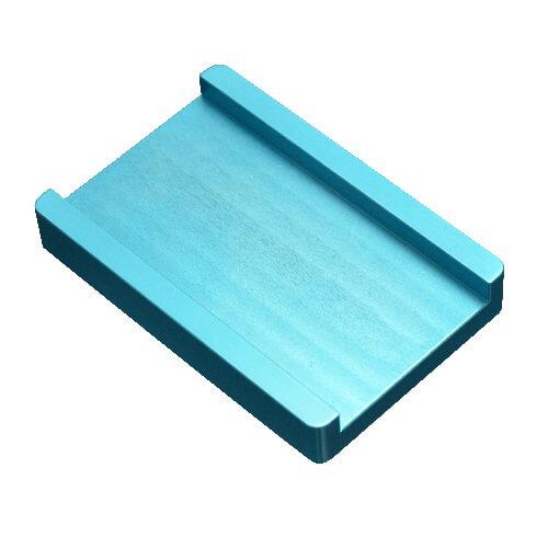Alumínium hűtő szerszám iPhone 4/4s 3D tokok szublimálásához, préseléséhez