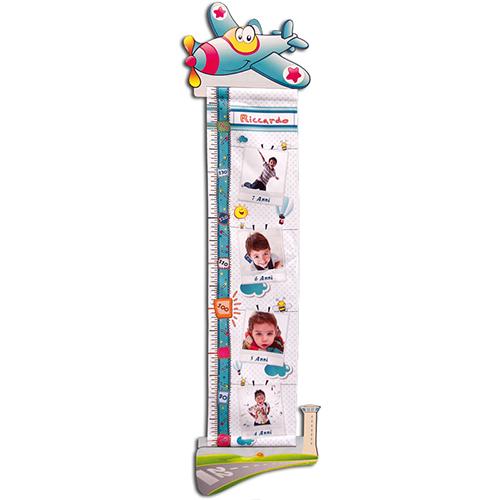Szublimálható gyerek magasság mérő - Levegő