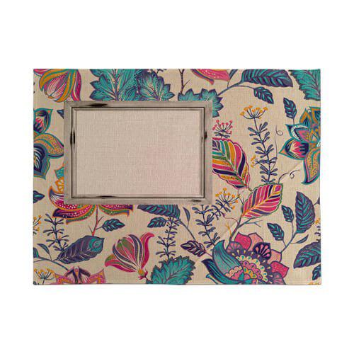 Szublimálható vászon asztalterítő mat - Floreal
