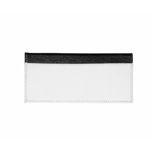 16,5 x 7,5 cm-es pénztárca borító szublimáláshoz, préseléshez
