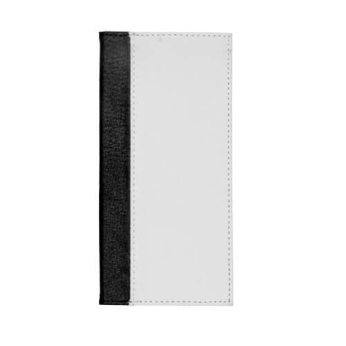 17,8 x 9 cm-es pénztárca borító szublimáláshoz, préseléshez