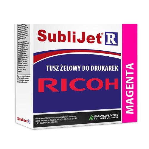 MAGENTA zselés tinta, Sawgrass SubliJet-R, 29 ml RicohSG3110DN/SG7100DN nyomtatóhoz