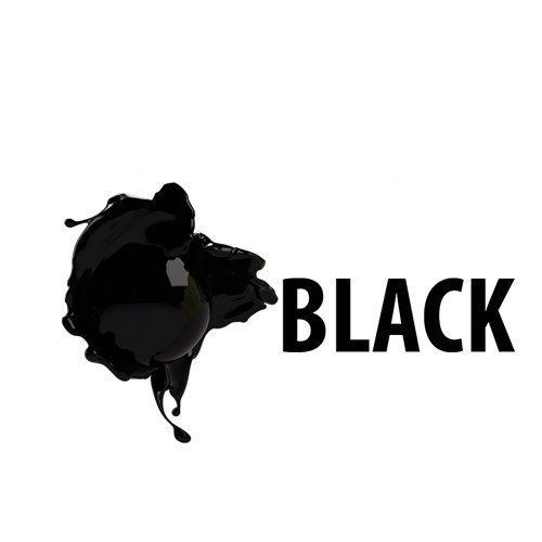 Tinta fotókristályokhoz, Best Sub HQ - fekete, 1000 ml