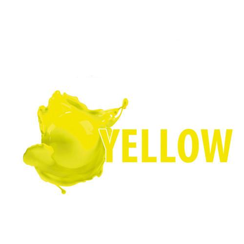 Tinta fotókristályokhoz, Best Sub HQ - sárga, 1000 ml