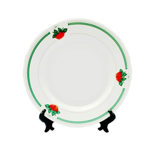 18 cm átmérőjű tányér állvánnyal, szublimáláshoz, préseléshez