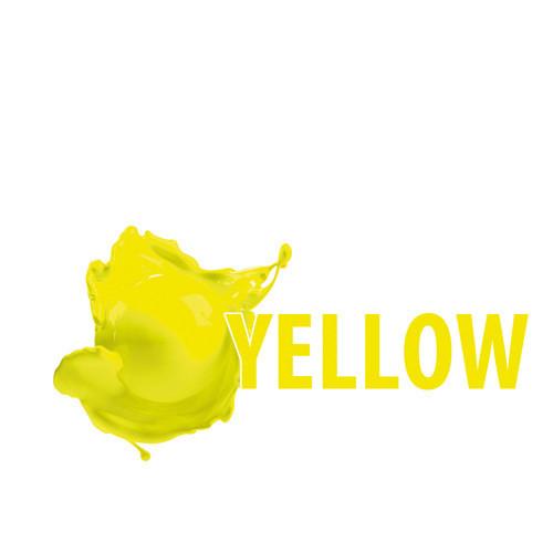 Prim Jet Color szublimációs tinta - sárga, 100 ml