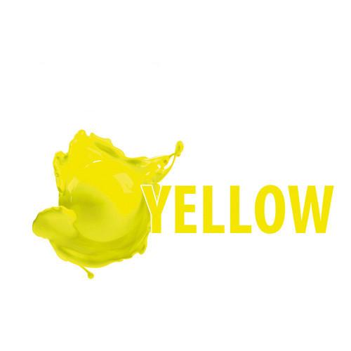 Szublimációs tinta, Best Sub Eco - sárga, 100 ml