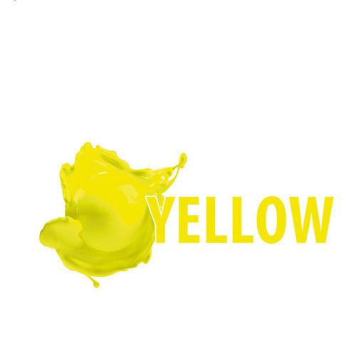 Szublimációs tinta, Best Sub HQ - sárga, 100 ml, szublimáláshoz, préseléshez