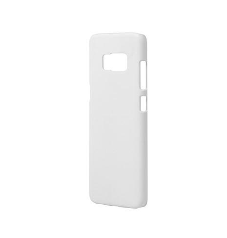 Samsung Galaxy S8 G9500 matt fehér 3D tok szublimáláshoz, préseléshez