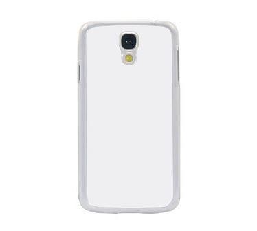 Samsung Galaxy S4 i9500 áttetsző műanyag tok szublimáláshoz, préseléshez