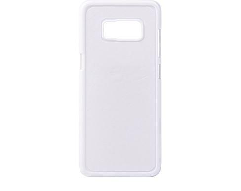 Samsung Galaxy S8 G9500 fehér műanyag tok szublimáláshoz, préseléshez