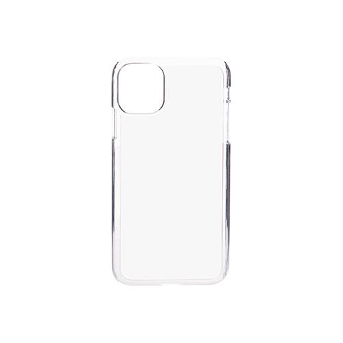 Szublimálható iPhone 11 műanyag tok - átlátszó