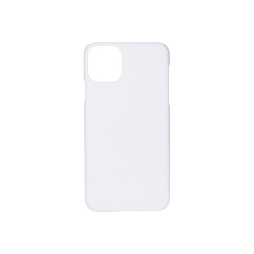 Szublimálható iPhone 11 Pro Max 3D tok - mat fehér