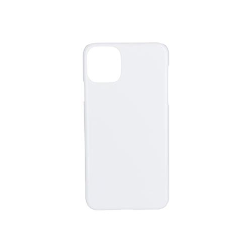 Szublimálható iPhone 11 Pro Max 3D tok - fényes fehér