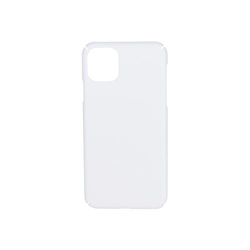 Szublimálható iPhone 11 Pro Max 3D teljes tok - mat fehér