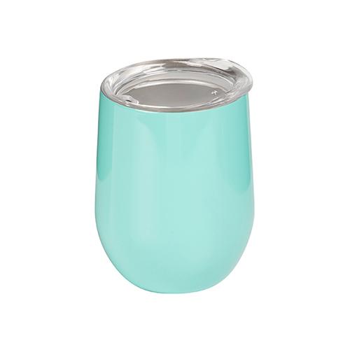 Szublimálható 360 ml forralt bor bögre - világos kék