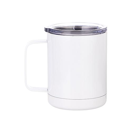 Szublimálható 300 ml kávés bögre - fehér