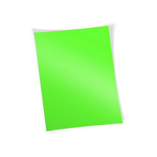 Forever Flex-Soft transzferpapír - A papír - A4-es Neon zöld