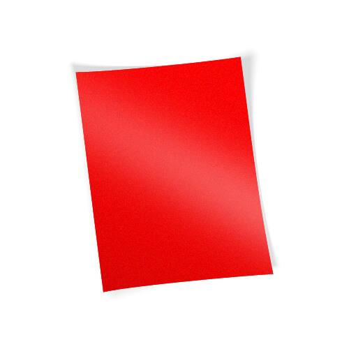 Forever Flex-Soft transzferpapír - A papír - A4-es Metál piros