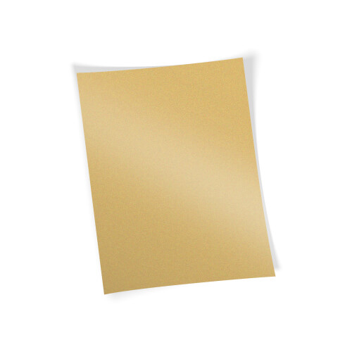 Forever Flex-Soft transzferpapír - A papír - A4-es Metál fehér arany