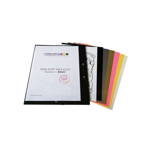 Forever Flex-Soft (No Cut) Basic Transzferpapír készlet