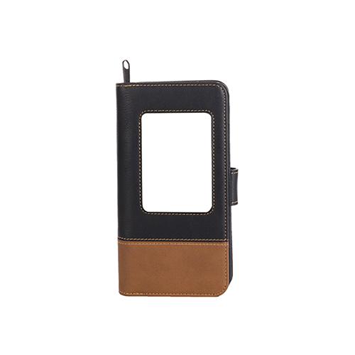 Szublimálható 18,5 x 9,5 x 3,5 cm-es bőr pénztárca