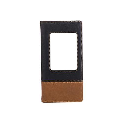 Szublimálható 18,5 x 9,5 x 1,5 cm-es bőr pénztárca
