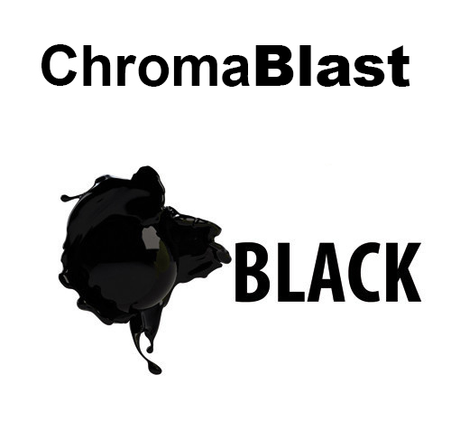 ChromaBlast tinta 200ml Black