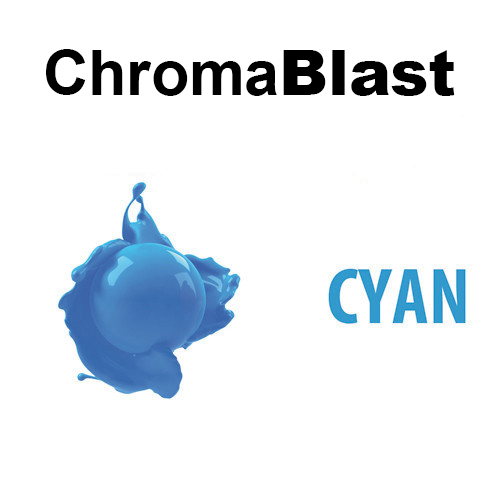 ChromaBlast tinta 200ml Cyan