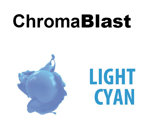 ChromaBlast tinta 200ml Light Cyan