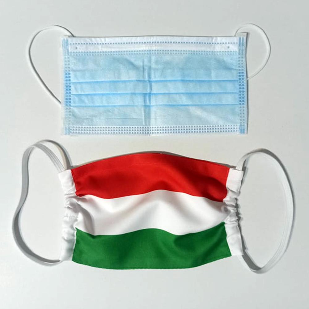 Szublimálható Arcmaszk (orvosi maszk méret) 17x12cm 50db/csomag