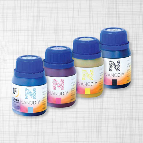 Nanodiy tinta 50ml BLACK