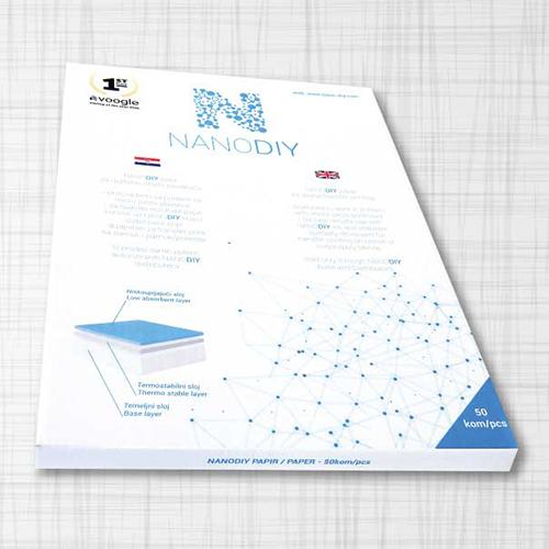 Nanodiy papír, A4 - 50 lap